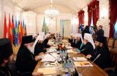 Священный Синод избрал викарных архиереев Ярославской, Астанайской и Корсунской епархий