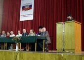 В Синодальном отделе по делам молодежи прошло вручение наград педагогам и членам Экспертного совета Национальной системы развития научной деятельности молодежи России