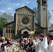 В состав Сурожской епархии включены 18 новых приходов в Англии, Ирландии и Шотландии