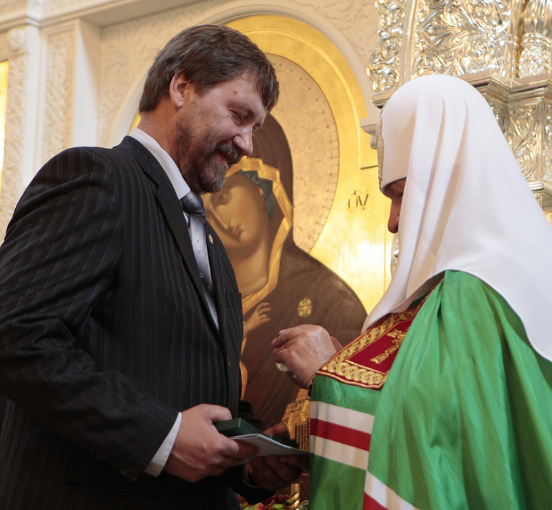 Первосвятительский визит в Тульскую епархию 1 июня 2010 года
