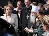 По инициативе Русской Православной Церкви в Петербурге открылся первый в России детский хоспис