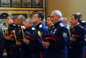 По предложению председателя Синодального комитета по взаимодействию с казачеством охранять порядок в Донском монастыре будут представители казачьих обществ