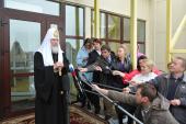 Святейший Патриарх Кирилл: Карельская земля имеет особое значение в духовной истории нашей страны