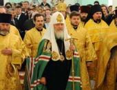 В праздник Собора Карельских святых Предстоятель Русской Церкви совершил Божественную литургию в кафедральном соборе Петрозаводска