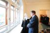 Первосвятительский визит в Карельскую епархию. Посещение Крестовоздвиженского собора и дома общины Спасо-Кижского Патриаршего подворья в Петрозаводске.
