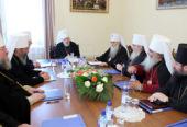 Обращение Священного Синода Украинской Православной Церкви относительно возможности внедрения на Украине системы ювенальной юстиции