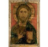 В Москве представлен киот для иконы «Спас Елеазаровский», передаваемой в Спасо-Елеазаровский монастырь Псковской епархии