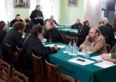 Состоялось заседание Ученого совета и Общее собрание корпорации Московской духовной академии