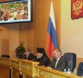 В Санкт-Петербурге проходят праздничные мероприятия по случаю дня рождения святого благоверного князя Александра Невского