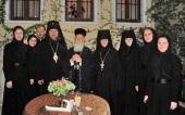 Делегация Московского Патриархата приняла участие в праздновании дня тезоименитства Предстоятеля Константинопольской Церкви