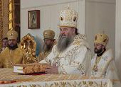 Торжества по случаю 55-летия управляющего делами Московской Патриархии прошли в столице Мордовии