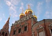 Заявление Управления Московской Патриархии по г. Москве в связи с ситуацией с храмом Воскресения Христова в Кадашах
