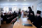 Состоялся очередной выпуск Киевских духовных школ