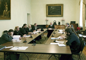 Состоялась второе пленарное заседание Комиссии Межсоборного присутствия по вопросам организации церковной социальной деятельности и благотворительности