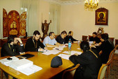 Ученый совет Общецерковной аспирантуры подвел итоги 2009/2010 учебного года