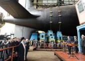 Епископ Архангельский и Холмогорский Тихон совершил освящение атомной подводной лодки «Северодвинск»