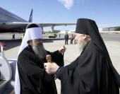 Управляющий делами Московской Патриархии совершил рабочую поездку в Магаданскую епархию