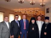 Епископ Бакинский Александр обсудил с руководством Дагестана вопросы развития церковной инфраструктуры в республике