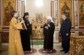 Управляющий делами Московской Патриархии посетил Хабаровскую епархию