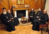 В Нью-Йорке обсудили вопросы подготовки к празднованию 90-летия Русской Православной Церкви Заграницей