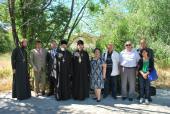 В Мадриде обсудили вопросы строительства храма Русской Православной Церкви