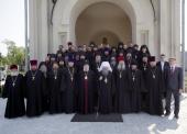 Посещением Благовещенской епархии завершились рабочие поездки управляющего делами Московской Патриархии по епархиях Дальневосточного федерального округа