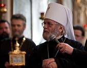 Правительство Москвы передало церковную утварь для строящегося православного храма в Таллине
