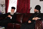 Председатель Отдела внешних церковных связей принял участие во встречах Святейшего Патриарха Варфоломея с руководством провинции Невшехир
