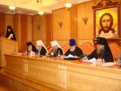 Управляющий делами Московской Патриархии возглавил очередное заседание комиссии Межсоборного присутствия по вопросам церковного управления и механизмов осуществления соборности в Церкви