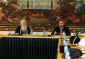 Состоялось очередное заседание комиссии Межсоборного присутствия по вопросам взаимодействия Церкви, государства и общества