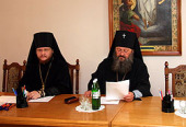 В Киево-Печерской лавре состоялось совещание наместников и настоятельниц монастырей Киевской епархии