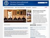 Начала работу английская версия сайта Христианского межконфессионального консультативного комитета стран СНГ и Балтии