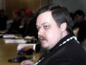 Протоиерей Всеволод Чаплин выступил на форуме «Национальный проект - Россия»