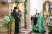 Патриарший визит в Тверскую епархию. Посещение Воскресенского кафедрального собора г. Твери.