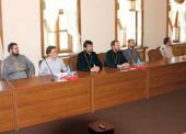 В ОВЦС состоялась встреча членов делегации Всемирного Совета Церквей с сотрудниками Отдела