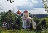 В завершение визита в Тверскую епархию Святейший Патриарх Кирилл посетил Центр духовного развития детей и молодежи г. Старица