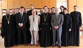 Русскую духовную семинарию в Париже посетили представители Правительства Франции