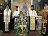 В Софии прошли торжества по случаю очередной годовщины интронизации Святейшего Патриарха Болгарского Максима