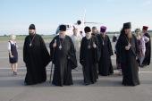 Завершилась многодневная поездка Блаженнейшего митрополита Киевского Владимира в Бердянскую епархию