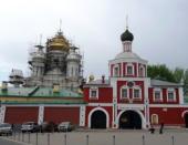Правительство Москвы помогает восстановить Зачатьевский монастырь в преддверии празднования 650-летия обители