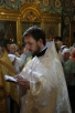Чин великого освящения храма Рождества Иоанна Предтечи на Пресне. Патриаршая Божественная литургия.