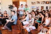 Союз волонтерских общественных движений провел день открытых дверей