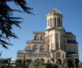 Паломники из России посетили Грузию