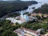 Предстоятель Русской Церкви прибыл на Валаам