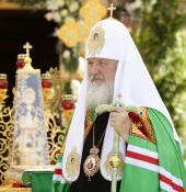 Слово Святейшего Патриарха Кирилла после Божественной литургии в день памяти святых благоверных князя Петра и княгини Февронии