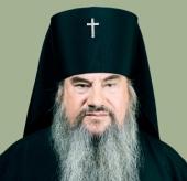 Патриаршее поздравление архиепископу Элистинскому и Калмыцкому Зосиме с 60-летием со дня рождения