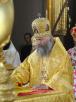 Визит Святейшего Патриарха Кирилла в Санкт-Петербургскую митрополию. Божественная литургия в день памяти святых апостолов Петра и Павла в Петропавловском соборе.