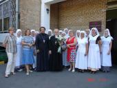 В столице будет создана Ассоциация сестричеств Москвы
