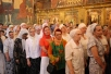 Патриаршее служение в день памяти свт. Московского Филиппа в Успенском соборе Кремля