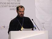 Заместитель председателя ОВЦС выступил на заключительном заседании форума «Петербургский диалог»